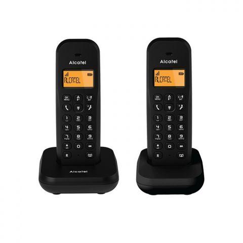 Telèfon Inalàmbric + Supletori ALCATEL E155 DUO