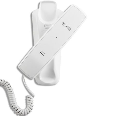 Telèfon Góndola ALACATEL Temporis 10 Blanc