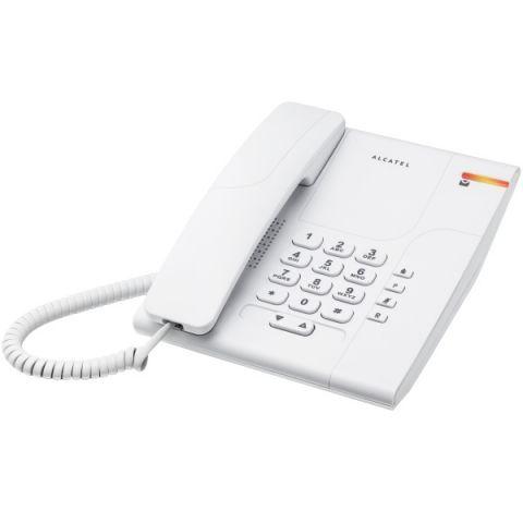 Telèfon Sobretaula ALCATEL Temporis 180 Blanc