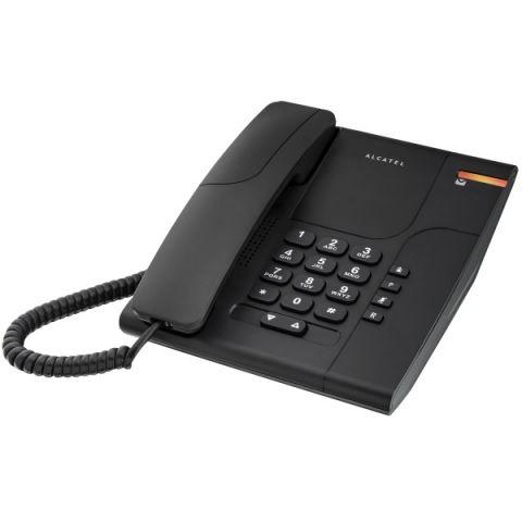 Telèfon Sobretaula ALCATEL Temporis 180 Negre