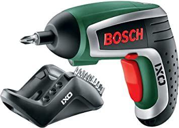 Tornavis Elèctric Bosch IXO 3.6v Liti amb Llum