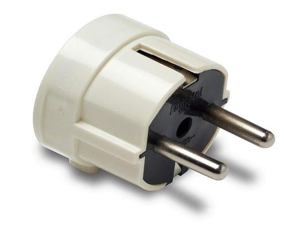 Clavilla TT shuco sortida cable lateral 4,8mm