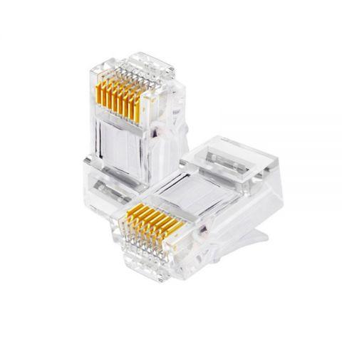 Conector RJ-45 8p.8c. Ethernet