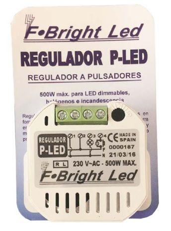 Regulador pulsació 500w Led/Halg/Inc memòria