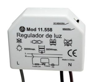 Regulador pastilla LED per caixa 4-100W