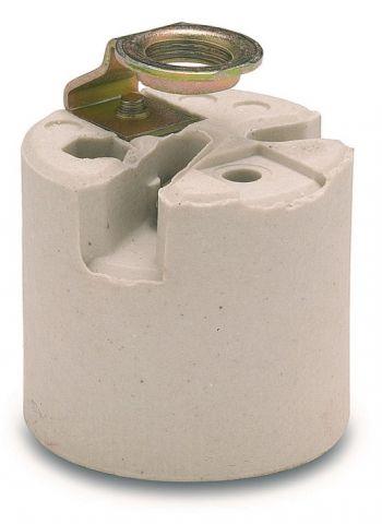 Portalampades porcellana E27
