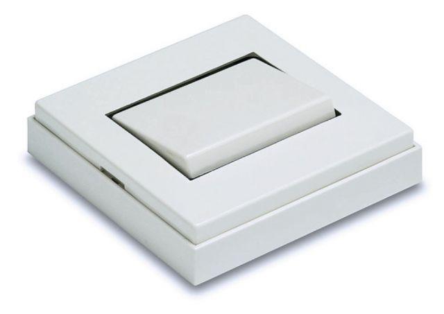 Conmutador superficie Blanc Neu