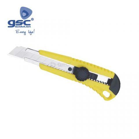 Cutter Semipro Plàstic + 3 Cutxilles Recanvi