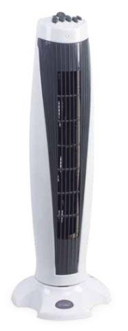 Ventilador Torre Oscilant + Temporitzador 50w