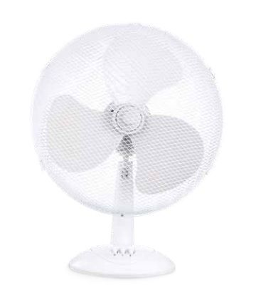 Ventilador Sobretaula Oscilant 20cm 35w
