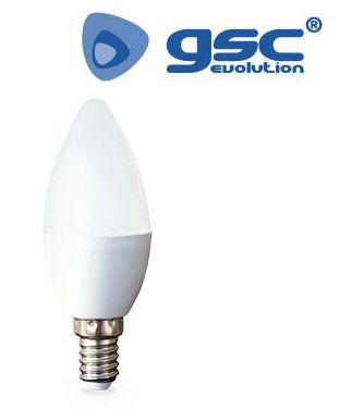 Bombeta flama LED 7w E-14 4200K NEUTRE