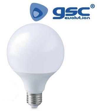 Globus LED 90mm 12w 3000ºK CÀLIDA