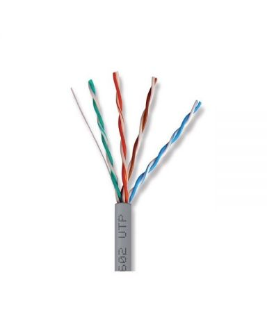 Mts Cable UTP 8 Vies Flexible Sense Pantalla CAT 6