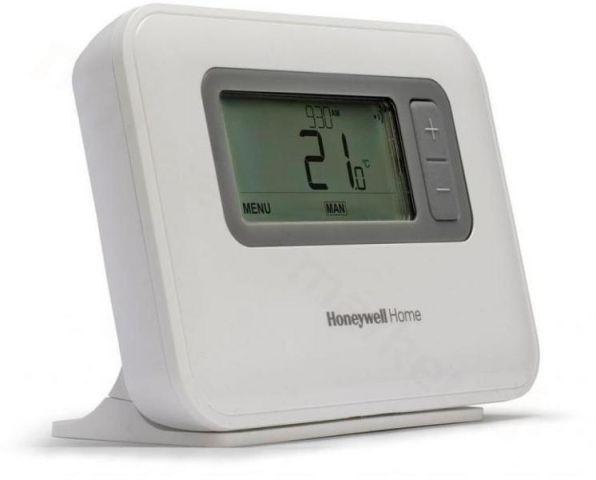 Cronotermostat digital progr inalambric Honeywell