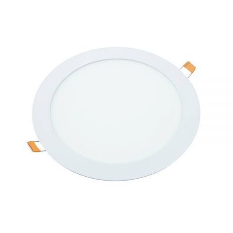 Downlight Led extrapla blanc 18w 6500K FRED