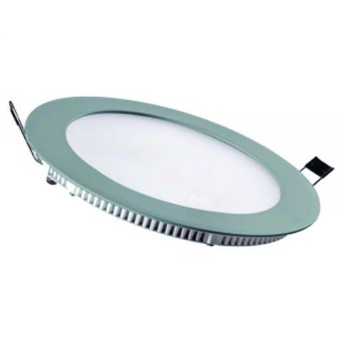Downlight Led extrapla plata 18w 6500K FRED