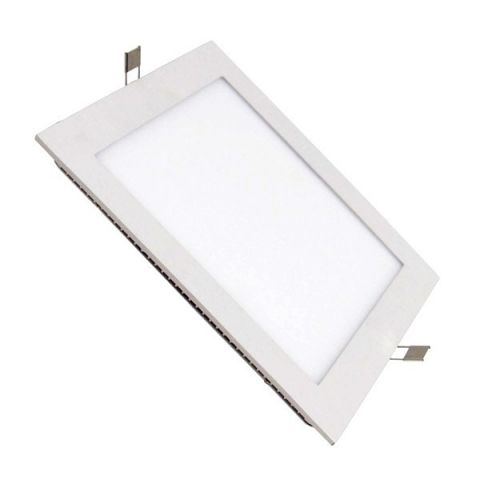 Downlight Led quadrat blanc 18w 4000K NEUTRE