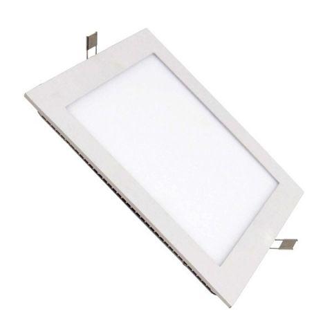 Downlight Led quadrat blanc 18w 6500K FRED