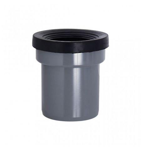 Manguito PVC Recte WC 110mm M