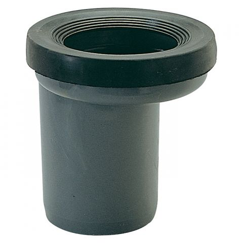 Manguito PVC Excèntric WC 110mm M