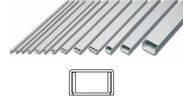 Mts Minicanal adhesiva 12x12 amb tapa