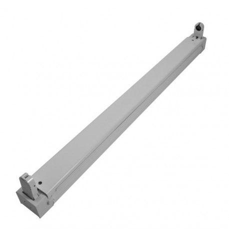 Regleta 1x18w industrial T8 per tub LED
