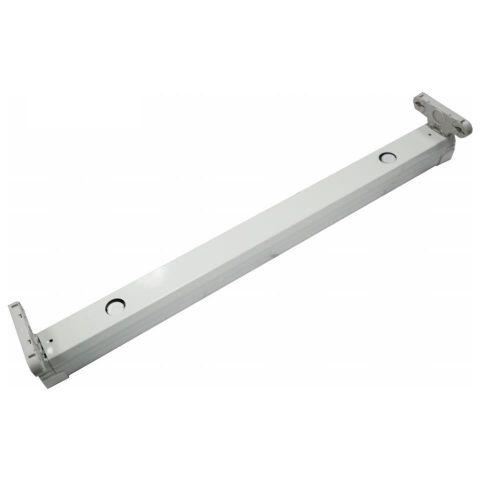 Regleta 2x36w industrial T8 per TUB LED